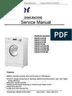 Haier HW-E Service Manual