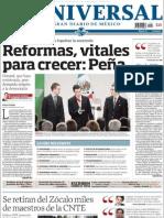 Portadas Nacionales 03-09-13