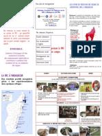 Les Actions de Réduction des Risques de Catastrophes (RRC) à Madagascar