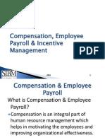 HRM Section 7 Compensation Management