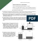 PROBLEMAS DE HIDROSTÁTICA Y HIDRODINAMICA_ FISICA II UAP