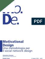 Motivational Design [1.5 IT]