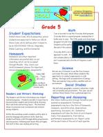 5C Curriculum