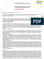 Atualizacao Legislativa Ate Agosto-2013
