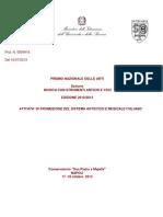REGOLAMENTO Premio Delle Arti- Musica Con Strumenti Antichi 2012 2013[1][1][1]