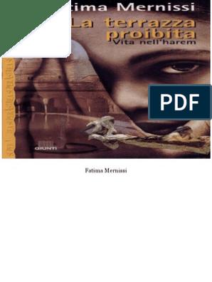 La Terrazza Proibita Fatima Mernissi
