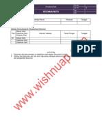 ISO9001 Pedoman Mutu
