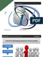 I- Tech Pro PPT