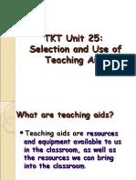 TKT unit 25