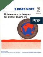 Overseas Road Note 2