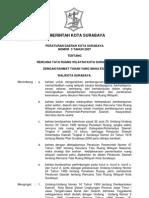 Perda No. 03 Tahun 2007 RTRW Surabaya