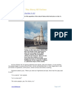 The Story Of Fatima (cont...)