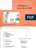 Cuadernillo 11 Matematica Parte 1