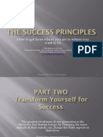 SP II Transform Yourself for Success 2012-06-04