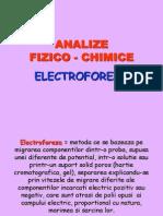 Curs 5 Electroforeza Capilara