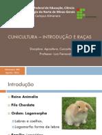Cunicultura - Introdução e Raças