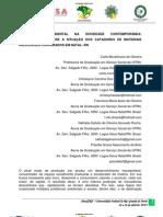 A QUESTÃO AMBIENTAL NA SOCIEDADE CONTEMPORÂNEA  APONTAMENTOS SOBRE A SITUAÇÃO DOS CATADORES DE MATERIAIS RECICLÁVEIS COOPERADOS EM NATAL- RN