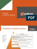 Ecowool Insulation Presentation