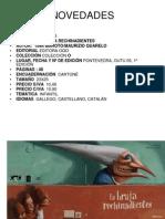La Bruja Rechinadientes Cast M3