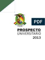 Prospecto Universitario