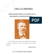 Benítez Rubio, Fco. Javier - La Vida y la Historia