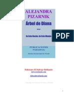 Alejandra Pizarnik - Árbol de Diana