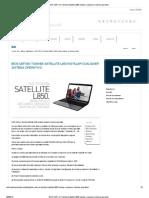 BIOS UEFI en Toshiba Satellite L850 Instalar Cualquier Sistema Operativo