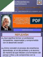Perfil y Desafios de La f.d.