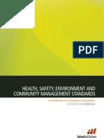 h Sec Management Standards Issue 3