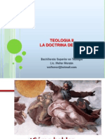 Teologia II(Hablar de Dios Hoy)