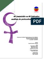 Feminicidio Em El Salvador