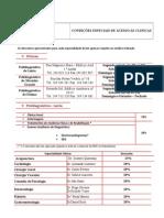 Condições de Acesso do Protocolo