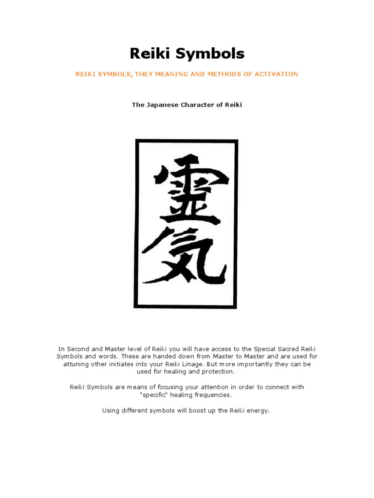 Reiki symbols reiki chakra buycottarizona Choice Image
