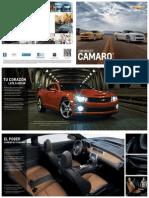 Catálogo Camaro 2013
