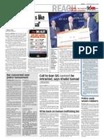 thesun 2009-06-17 page02 pas umno talks like marriage proposal