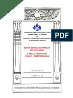 Storia Dei Riti Egizi e Della Tradizione Italica