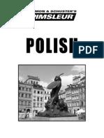 Pimsleur Polish 1