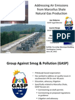 Air and Health Impacts of Natural Gas_Washington County_6.20.12