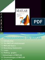 Programming on Matlab-lokesh