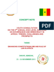 Concept Note Youth Consultation on DGTrends