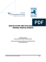 130903 Legislative Disclosure Analysis