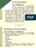 Mercados Financieros y Sistema Financiero Nacional