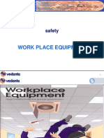 Presentation on Workplace Equipment