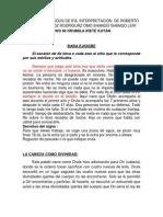 ANÁLIS DE LOS ODUS DE IFA