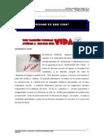 """Proyecto Educativo """"Donar,  Es Dar Vida"""""""