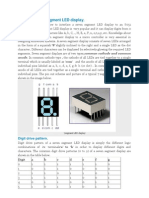 A Note about 7 segment LED display.docx