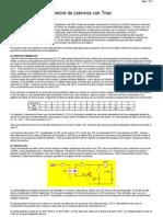 Control de potencia con Triac.pdf