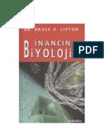 Inancin Biyolojisi Bruce Lipton