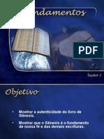 6685984 Licao 1 1 Trimestre 2007 Gramatico Historico
