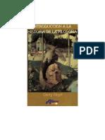 Hegel - Introduccion a La Historia de La Filosofia